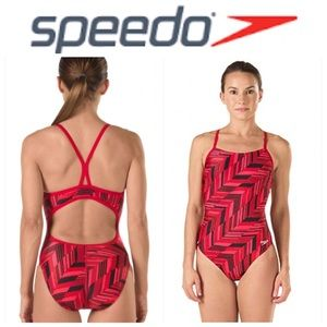 Speedo Endurance+ Competitive Swimsuit